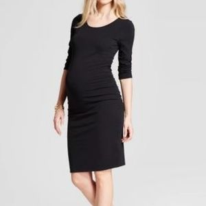 isabel Maternity by Ingrid Isabele Fitted Dress